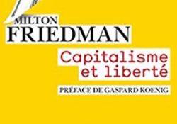 livre de Milton Friedman
