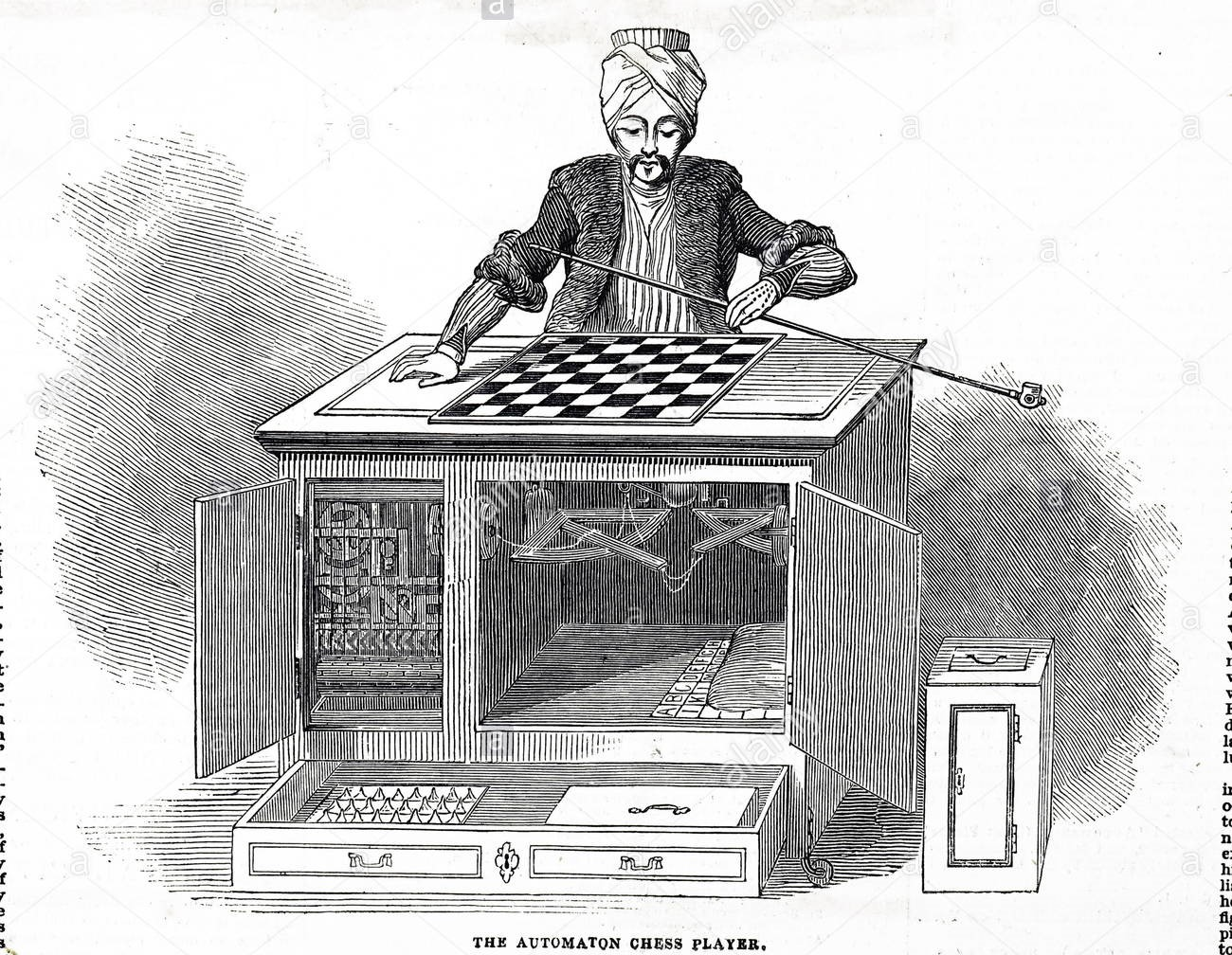 #1 Le Turc mécanique – Les voyages de Gaspard dans l'IA
