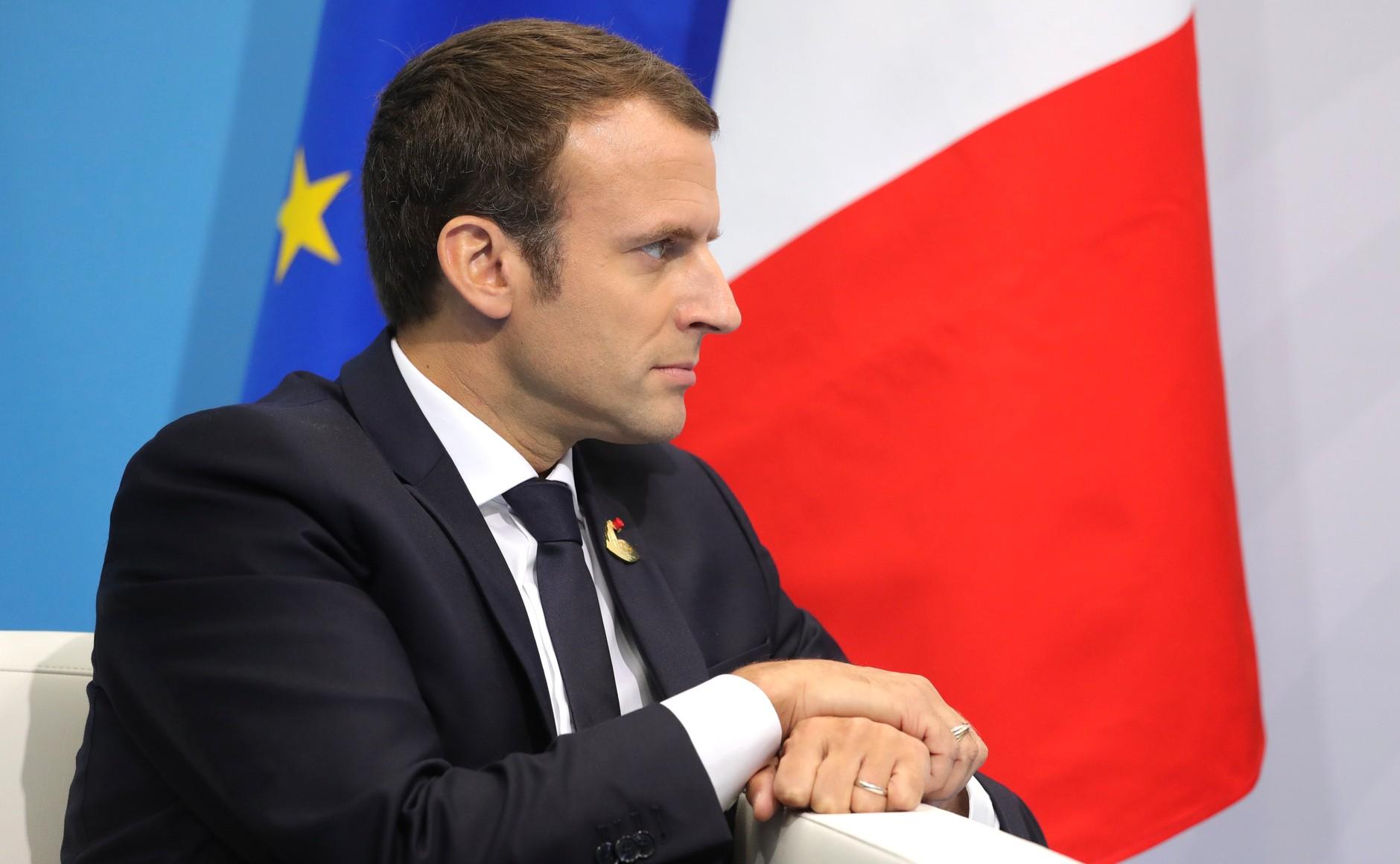 Le discours de Macron revu par Gaspard Koenig