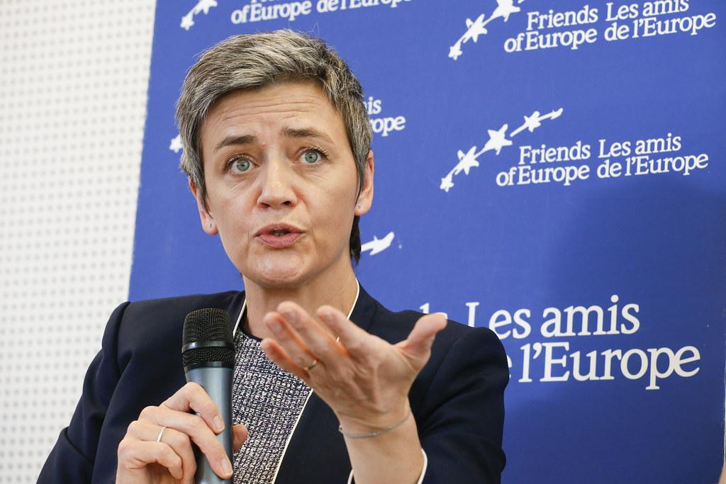 Margrethe Vestager pour une Europe du XXIe siècle