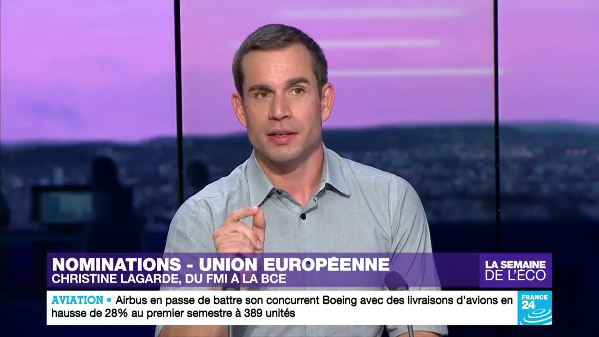 Le regard de Maxime sur l'actualité européenne