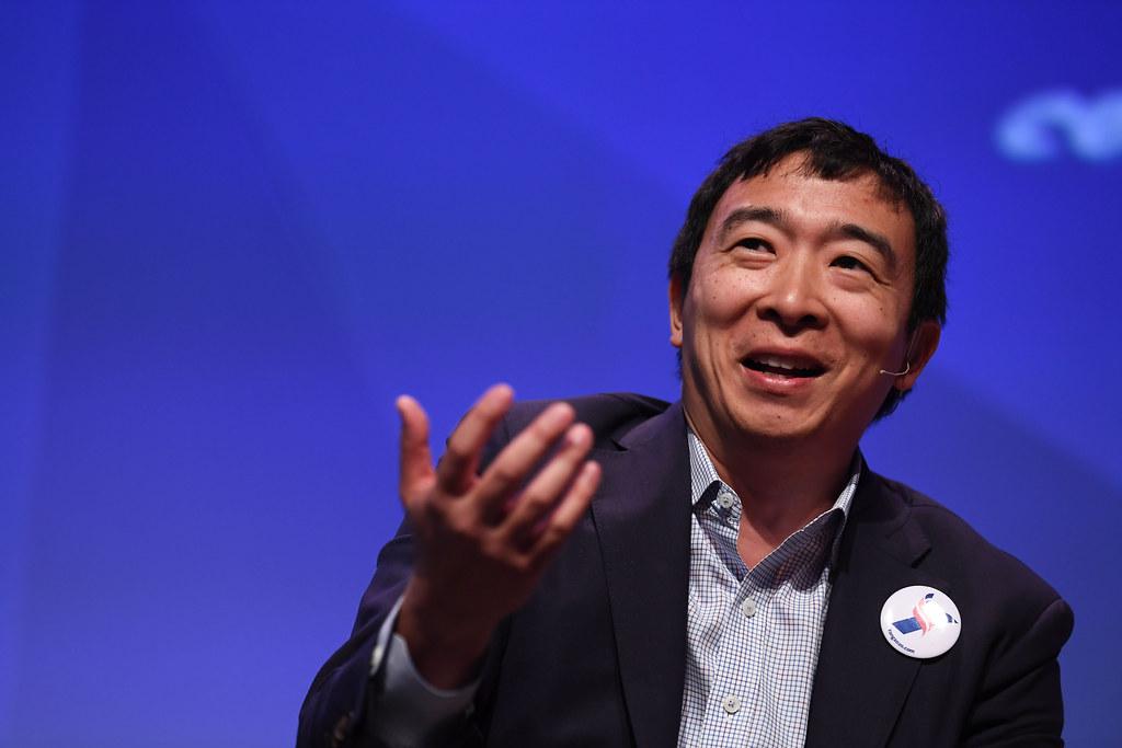 Présidentielle américaine : Andrew Yang, le candidat de GenerationLibre ?