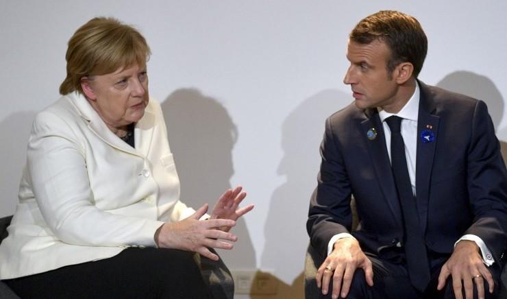 Europe : Macron à l'assaut du mur de l'immobilisme