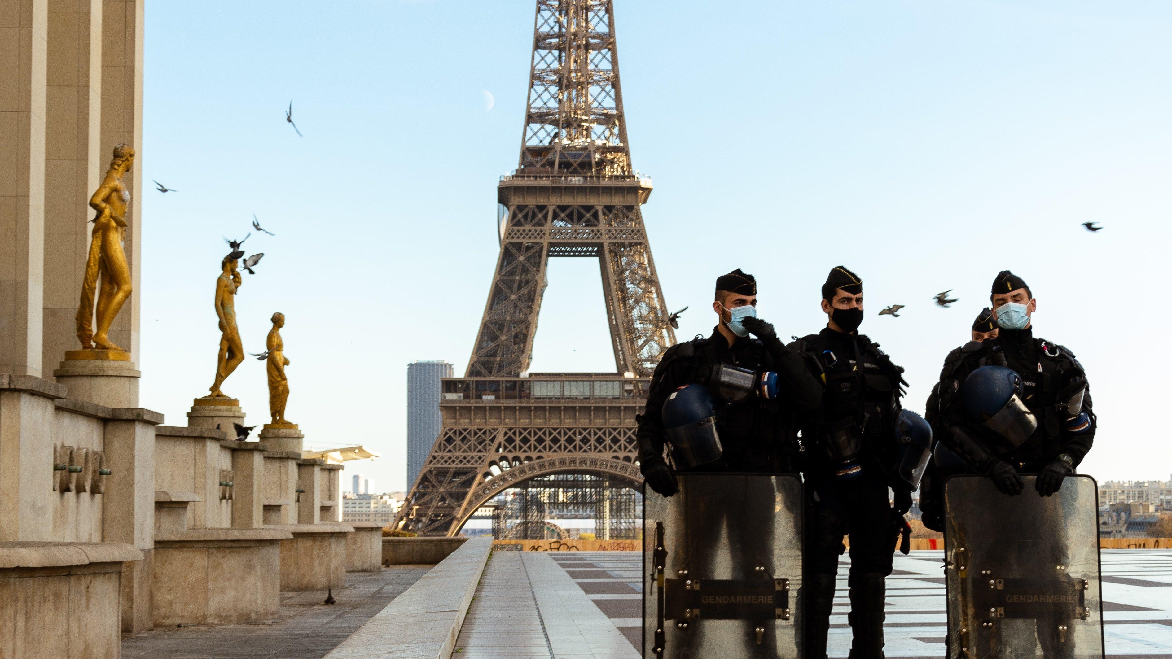 « Nier la restriction des libertés liée à la crise sanitaire est risible.» Vincent Delhomme