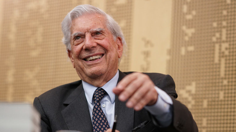 [Lu Ailleurs] : « Le libéralisme est la seule idéologie compatible avec une société ouverte » Mario Vargas Llosa