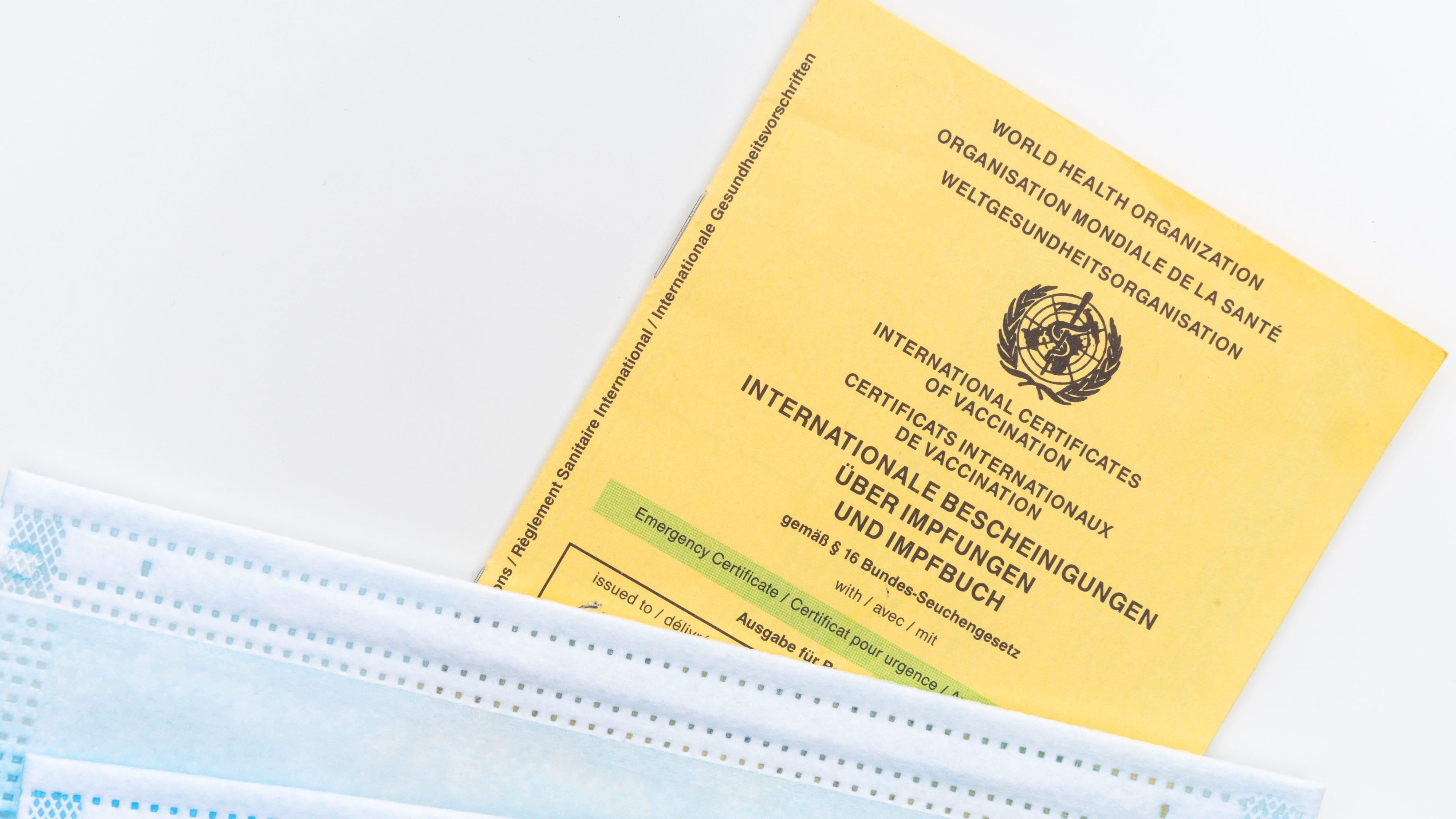 « Non au passeport vaccinal » Gaspard Koenig