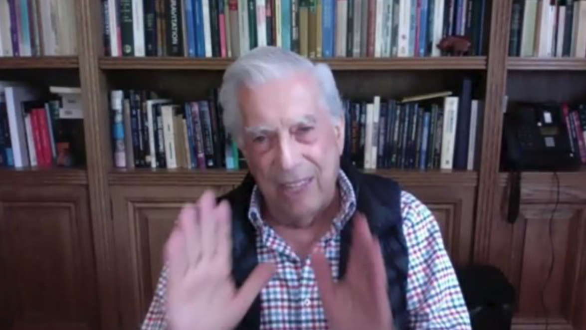 Rencontre avec Mario Vargas Llosa