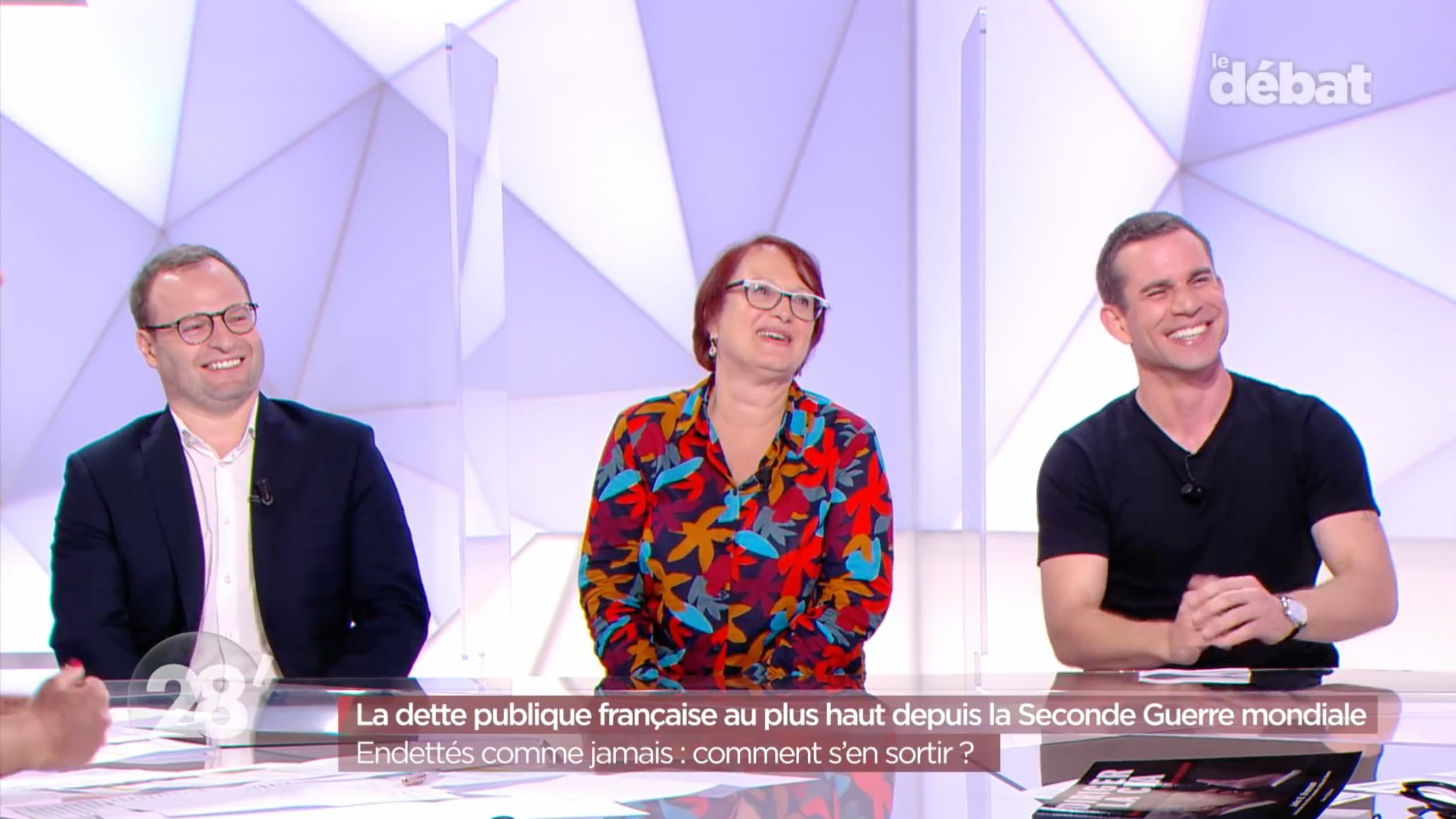47 ans de déficits publics en France