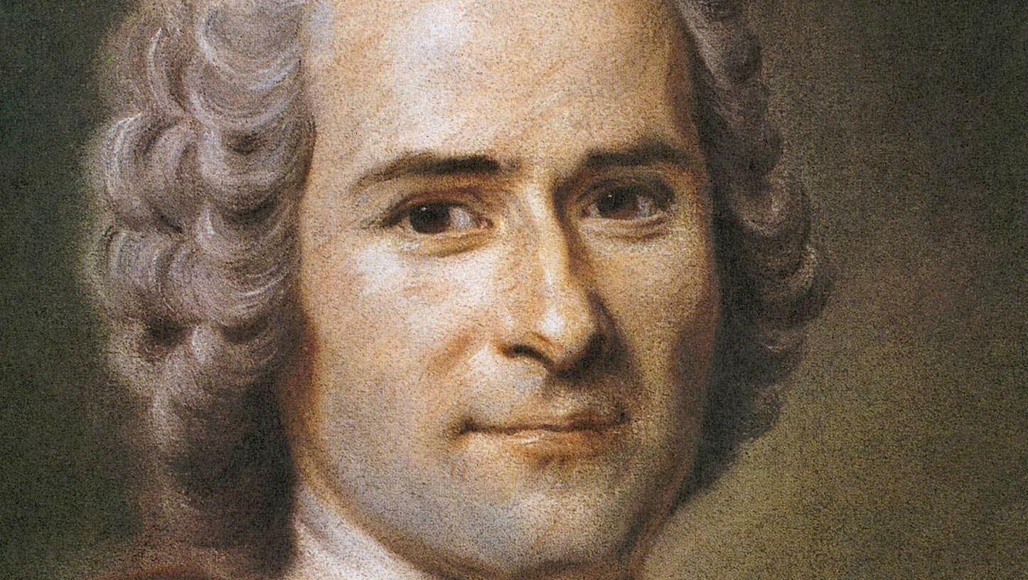 [Lu Ailleurs] Rousseau est-il si loin de Hayek ?